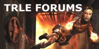 TRLE Forums