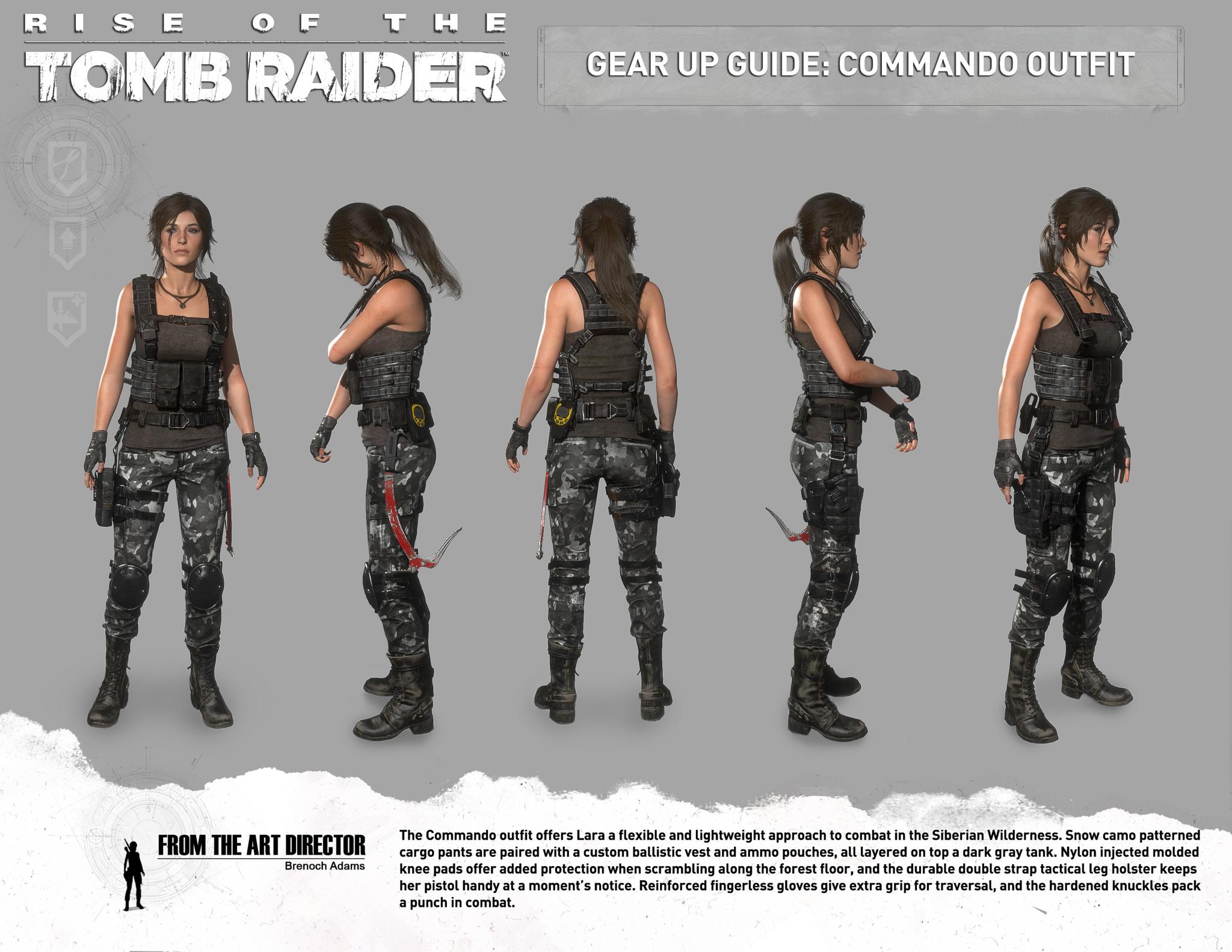 Gear Up Guide 12 Commando Outfit News Aspidetr Com
