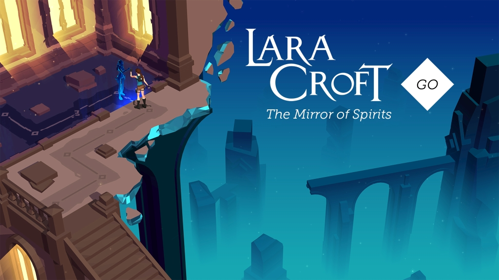 "Lara Croft GO ""The Mirror of Spirits"""