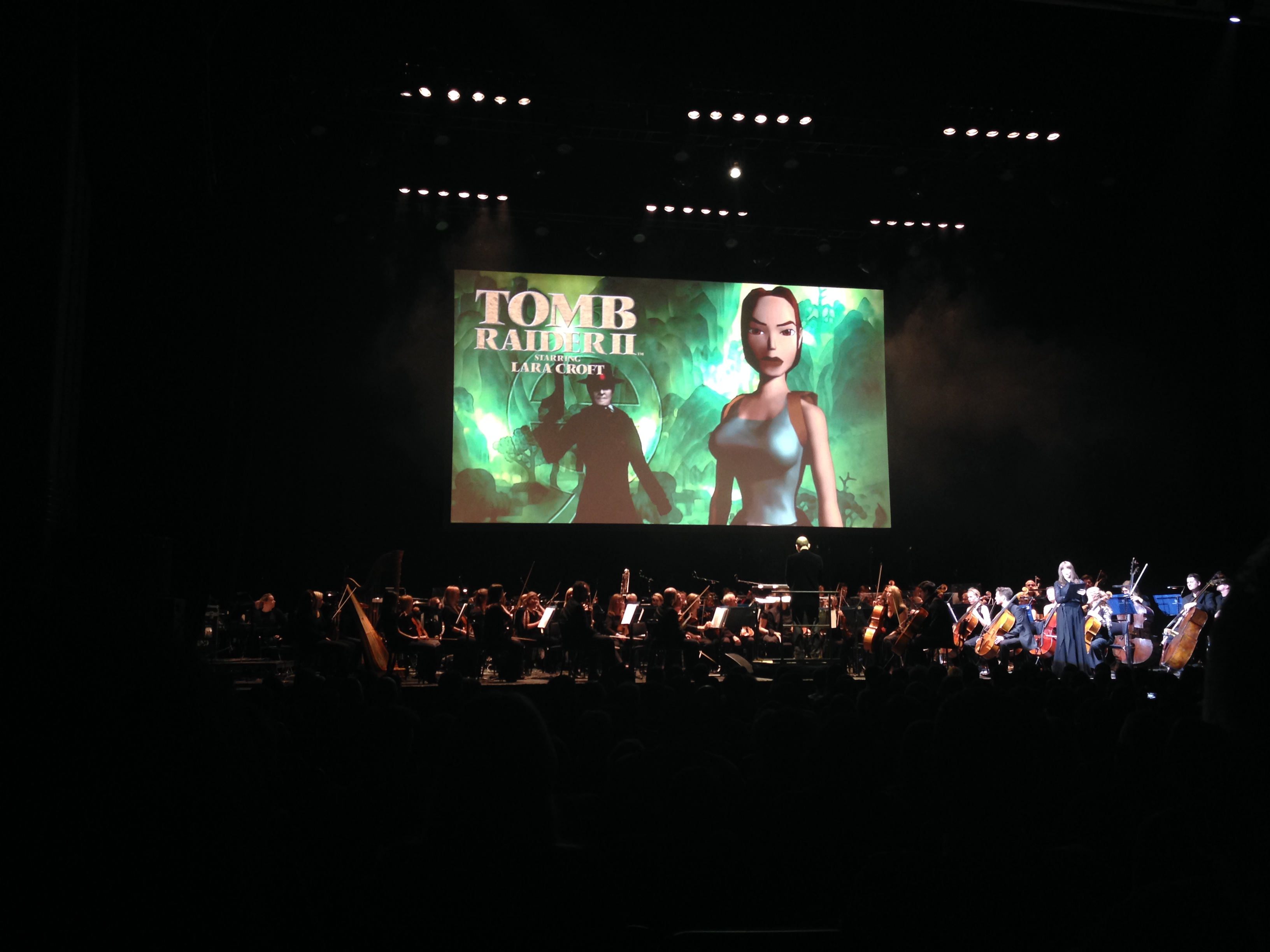 Tomb Raider Live in Concert, London