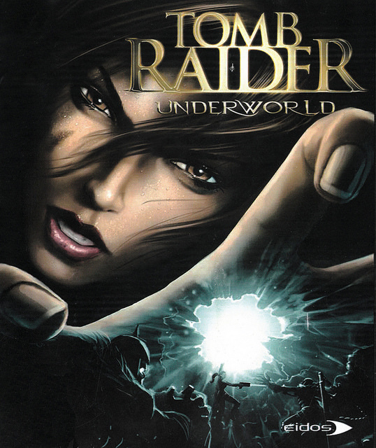 Tomb Raider: Underworld unreleased box art explorations