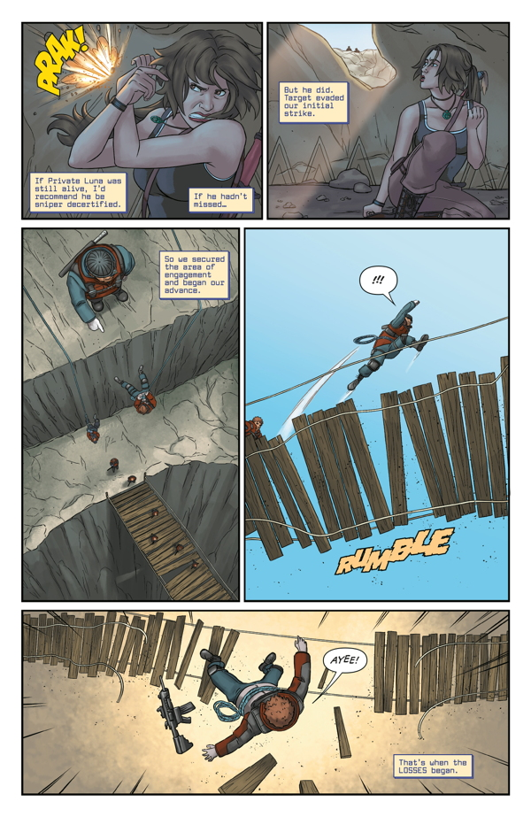 Tomb Raider:Survivor's Crusade pag. 2/5