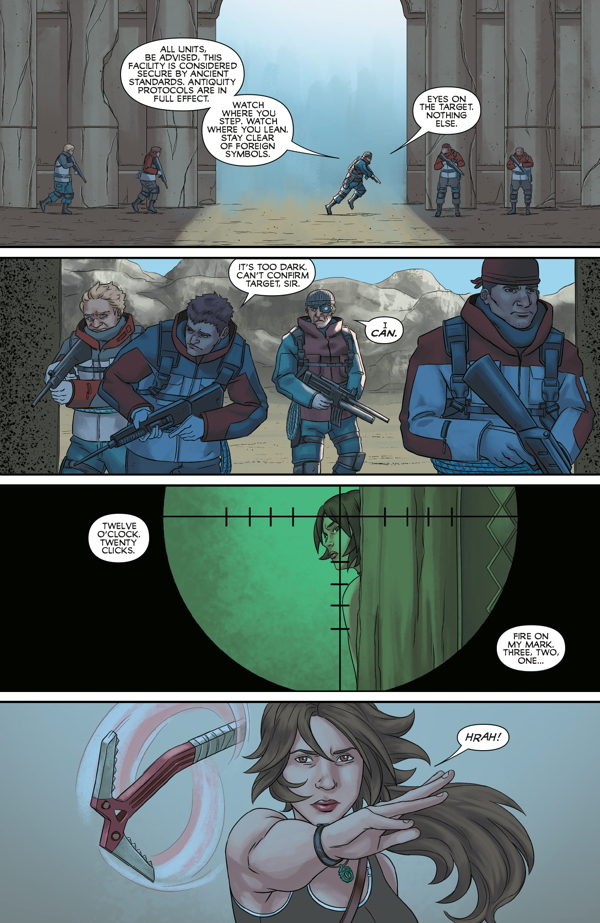 Tomb Raider:Survivor's Crusade pag. 3/5