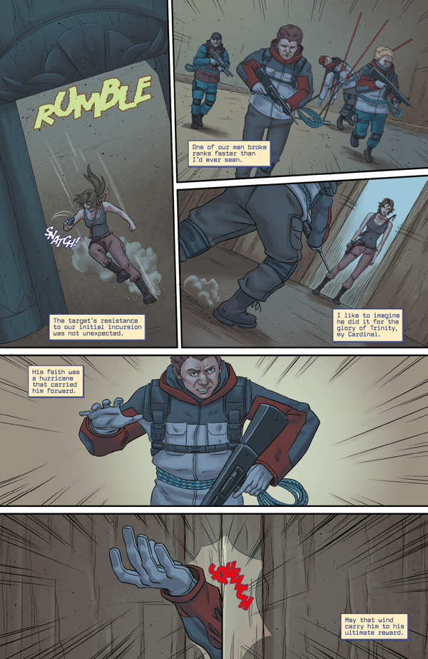 Tomb Raider:Survivor's Crusade pag. 5/5