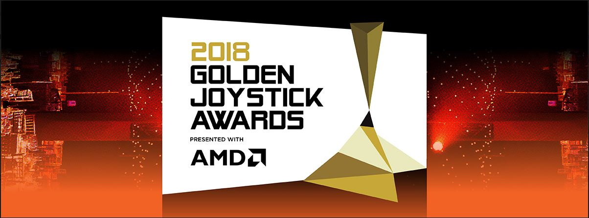 2018 Golden Joystick Awards di GamesRadar+