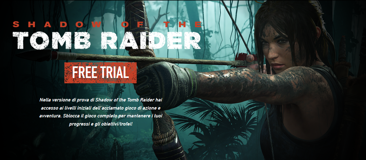 Shadow of the Tomb Raider Play Free