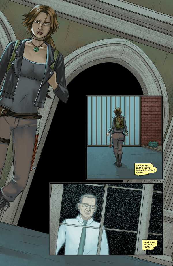 Tomb Raider:Survivor's Crusade pag. 2/6