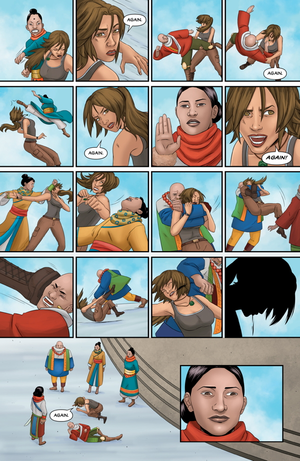 Tomb Raider:Survivor's Crusade pag. 4/6