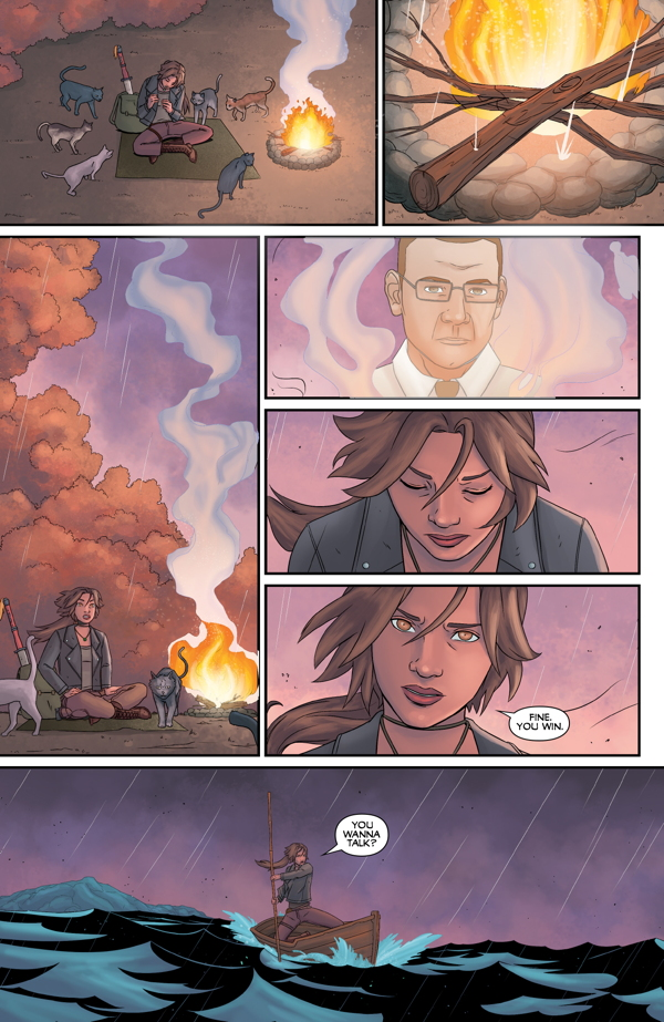 Tomb Raider:Survivor's Crusade pag. 6/6