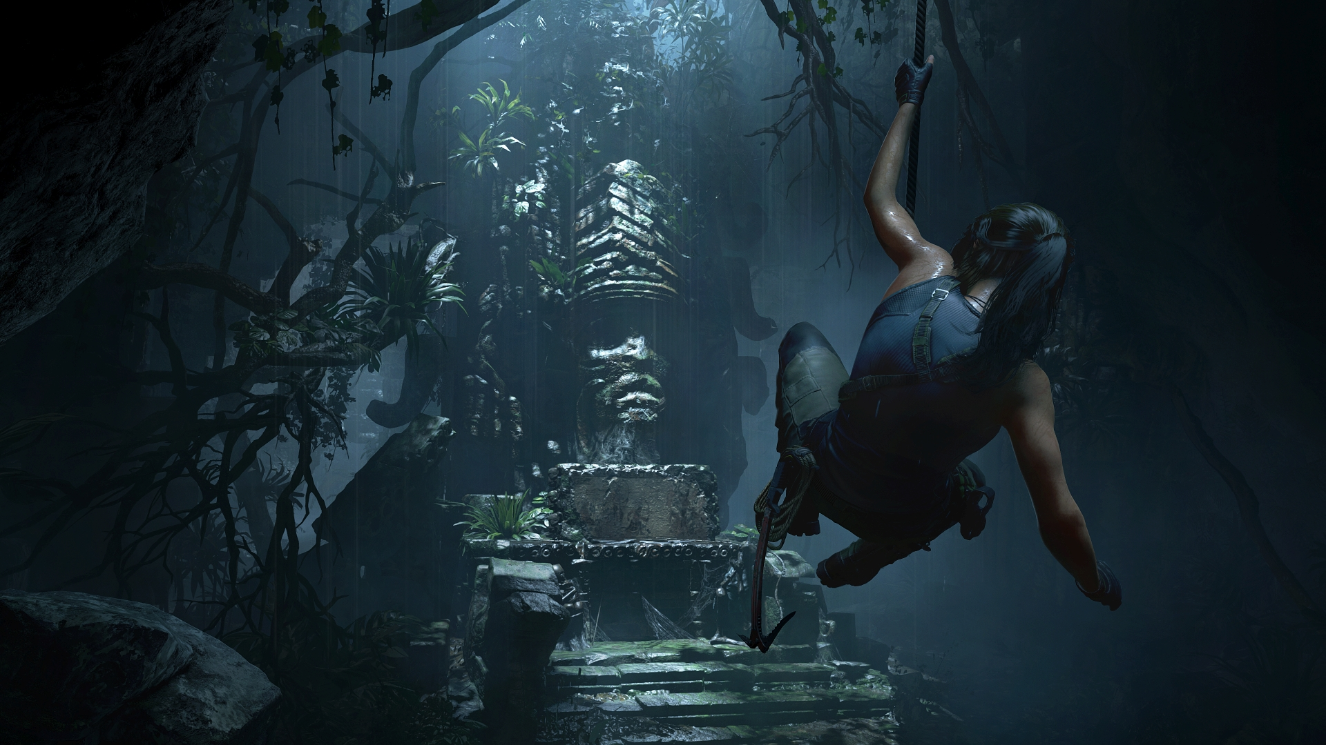 Shadow of the Tomb Raider, screenshot ufficiale