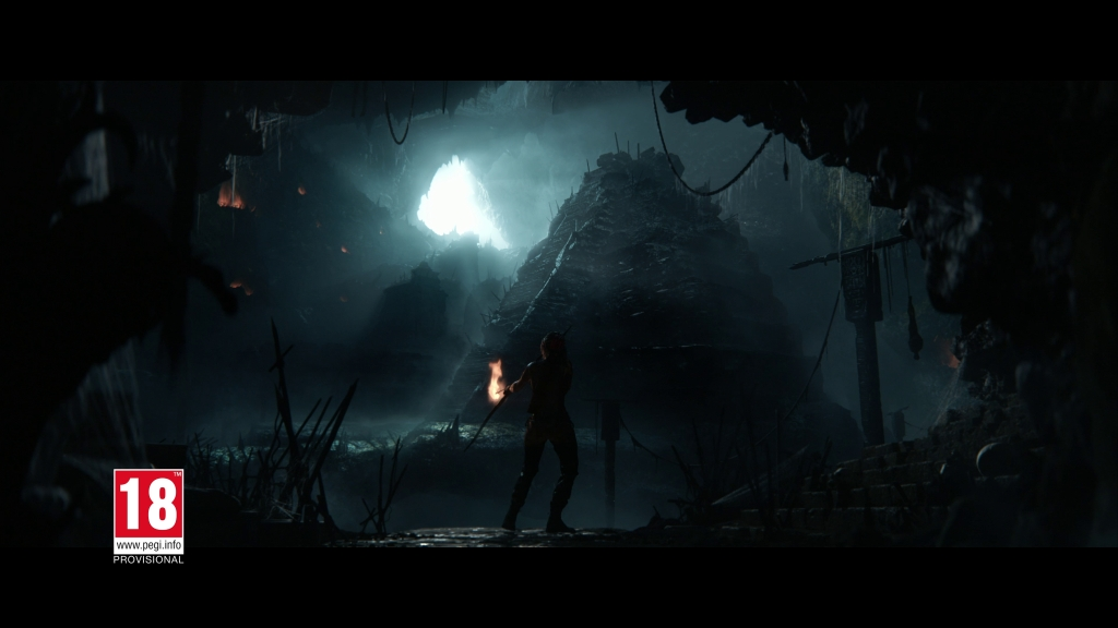 Shadow of the Tomb Raider teaser shot