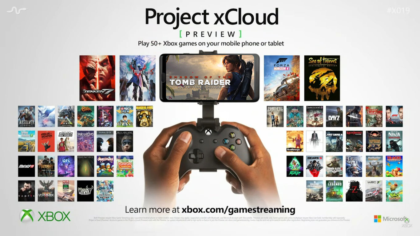 Shadow of the Tomb Raider Definitive Edition su Project xCloud