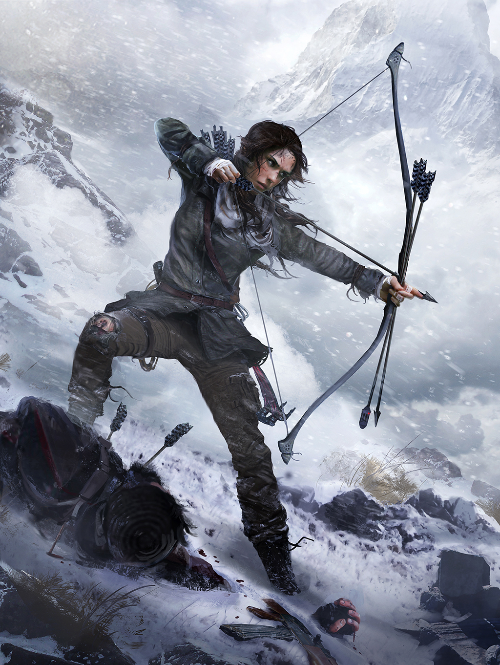 ROTTR artwork SacAnime