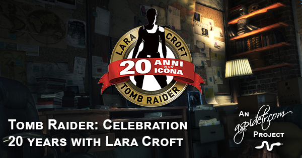 Tomb Raider: Celebration - 20 Years with Lara Croft